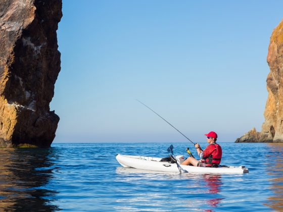 Guide to Buying Your First Fishing Kayak