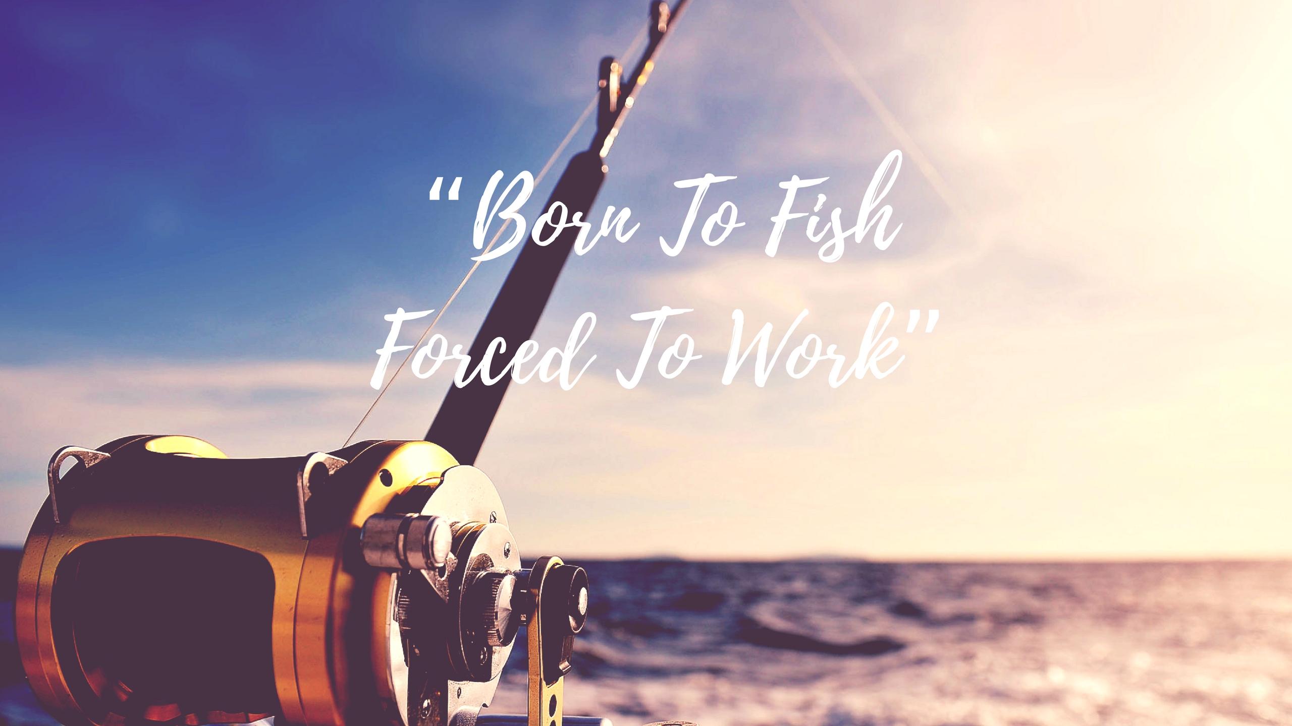 Eat Sleep Fish Repeat Home